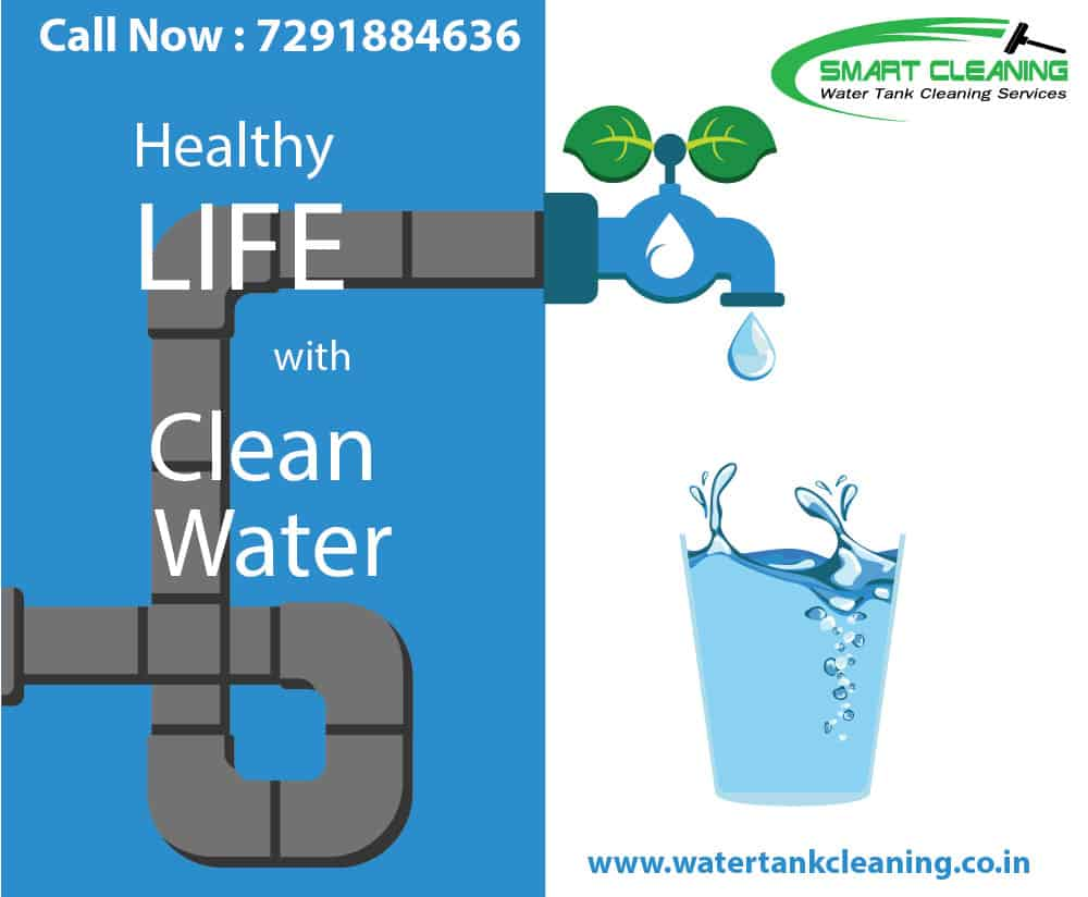 Smart Cleaning-Water Tank Cleaning Services in Delhi